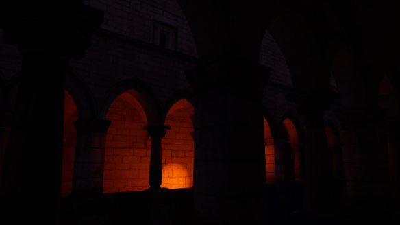 Diffuse global illumination